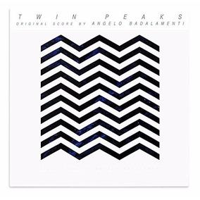 Angelo Badalamenti Twin Peaks O.s.t Vinilo Color 180g Nuevo