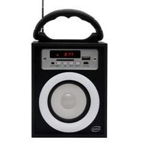 Caixa De Som Portatil Mini Torre Bluetooth Usb Sp108 Newlink