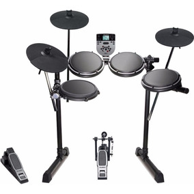 Bateria Eletrônica Alesis Dm7x Session Kit Dm7 X Midi Usb