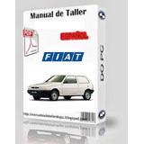 Manual Taller Fiat Uno+ Regalo+ Diag Elect+despiece. Español