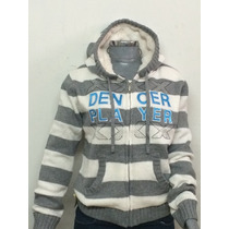 Sweater De Dama Con Peluche Adentro Marca Bwoman 6 Colores