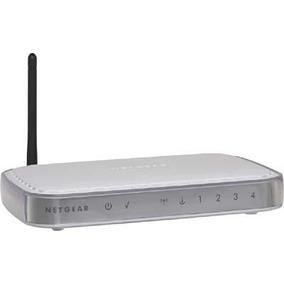 Router Firewall Adsl Netgear Dg834g