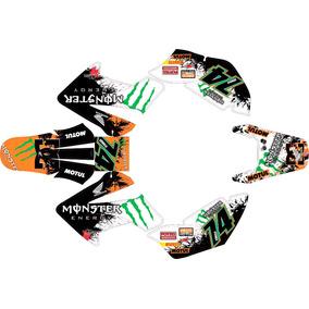 Gráficos Graphics Doublex Personalizado Xr Tornado Motocross