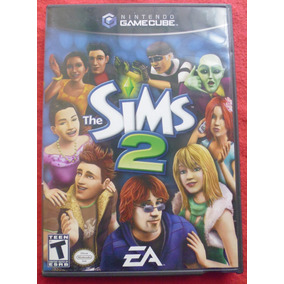 The Sims 2 - Gamecube Perfecto Estado