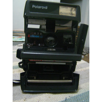 Camera Fotográfica Polaroid.