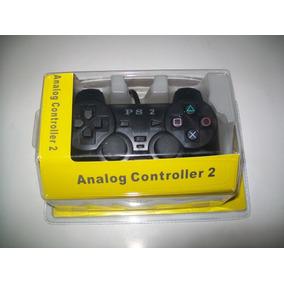 Control Ps2 Analogo Dual Shock Nuevo En Blister