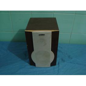 Caixas De Som Acústica Philips Modelo Fwb-mc160119 80 Mhs