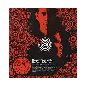 Cd Thievery Corporation The Cosmic Game (imporatdo) Digipack
