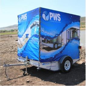 Planta Potabilizadora Agua Para Emergencias