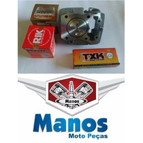 Kit Aumento Cctitan/fan150 67,5mm Crf 230cc+comando 310°