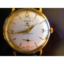 Reloj Oris 50 S Automatico Vintage Reserva De Marcha Origina