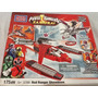 Megabloks Power Rangers Samurai Red Ranger Showdown!!