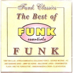 Cd Funk Classic - Vol.1 - The Best Of Funk Essentials -
