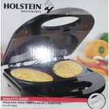 Maquina Para Tortillas De 2 Puestos - Holstein