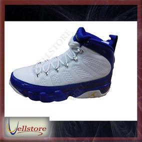 Tenis Hombre Nike Air Jordan Retro 9 302370 121