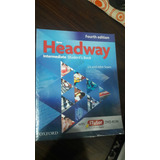 New Headway Intermediate Students Book Fouth Edition Nuevo