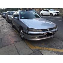 Vendo Peugeot 406 St Full Año 2000 Dual Glp 5ta.