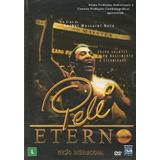 Pelé Eterno - Dvd Novo Original Lacrado