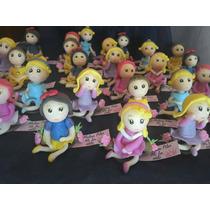 Souvenirs Princesas Bebé Porcelana Fria