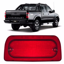 Lente Da Lanterna Luz Freio Teto Brake Light S10 2000 Break