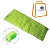 Sleeping Bag Saco Bolsa Colchoneta De Dormir Con Su Bolsa