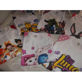 Pijamas De Chicos Liquidacion Del 2 Al 14