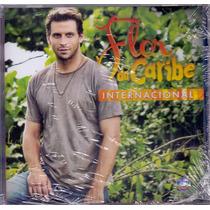 Cd Flor Do Caribe - Trilha Sonora Internacional - Novo***