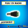 Plug, Jack 12v Macho Wireplus+ Ubiquiti