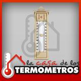 Termometro De Maxima Y Minima Luft Para Campo Quintas Chacra