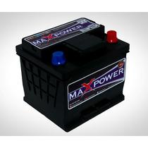 Bateria Maxpower 45ah Spl Para Som Automotivo