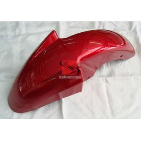 Paralama Dianteiro Dafra Speed 150 Vermelho Serjão Motos