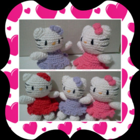 Amigurumi Souvenirs Hello Kitty