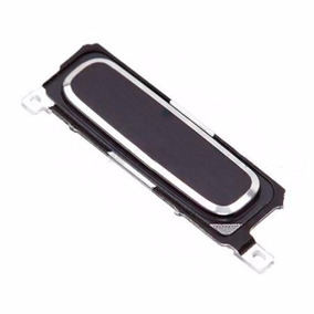 Samsung Boton Home Galaxy S4 Negro Refaccion Original