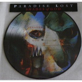 Paradise Lost Shades Of God Pd One Icon The Plague Symphony