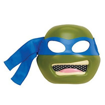 Teenage Mutant Ninja Turtles Máscara Leonardo Deluxe