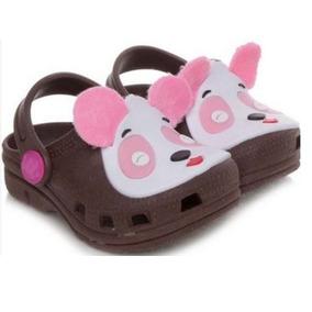 Calçado Infantil Babuche Ursinha Panda!