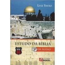 Livro Estudo Da Bíblia Em Áudio