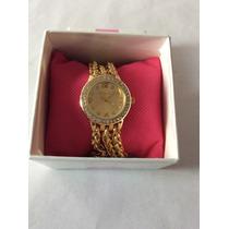 Reloj Mk Dorado Pulsera