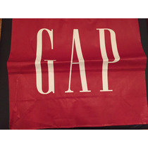 Bolsa Regalo Gap 100% Original Grande Buzo Pantalón Campera