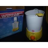 Calentador De Biberon+ Termometro Digital Tipo Chupon