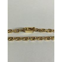 Pulseira Cartier Em Ouro 18k 0.750 Com 25 Gramas Pl002