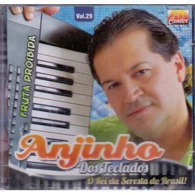 Cd Anjinho Dos Teclados - Fruta Proibida Vol. 29 - Novo***