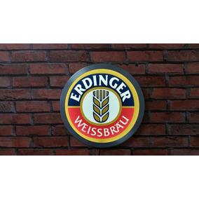 Luminoso Luminária Erdinger Bar