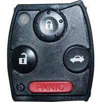 Controle Alarme Honda Civic C/ 4 Funções Original 1614e00274