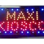 Cartel De Led Maxi Kiosco