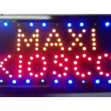 Cartel De Led Maxi Kiosco Mar De Plata