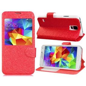 Funda Samsung Galaxy S5 I9600 Rojo