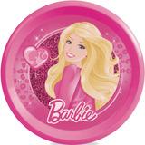 Prato Grande Decorado 24cm Solapa Barbie Baby Go