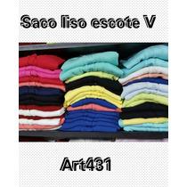 Pack X 10 Sacos Lisos Y Estampados Hilo Y Lycra