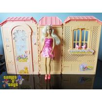 Casa Magica Da Barbie Com Boneca Mattel Tenho Estrela Susi